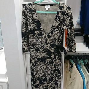 Ann Taylor Loft wrap dress